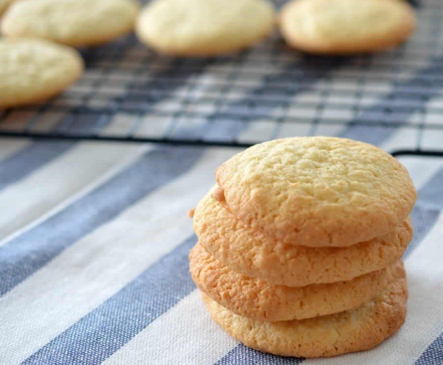 Biscuits à la noix de coco au thermomix