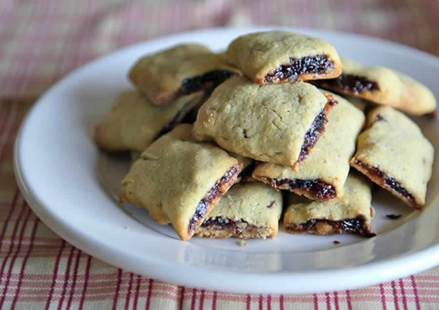 Biscuits fourrés à la figue au thermomix