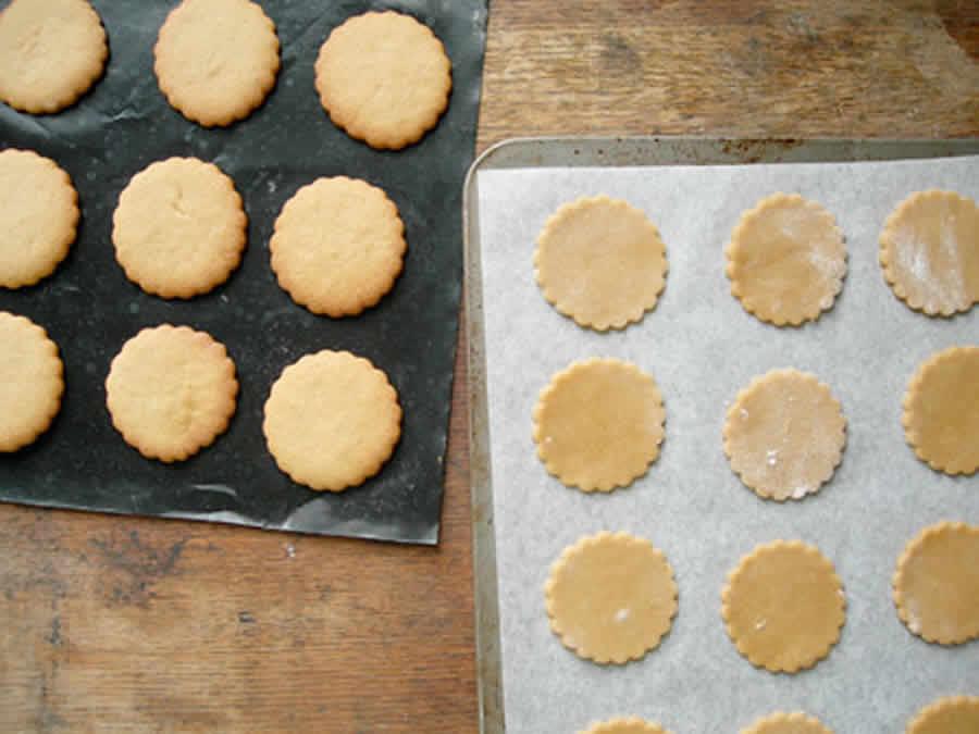 Biscuits salés apéritifs au thermomix