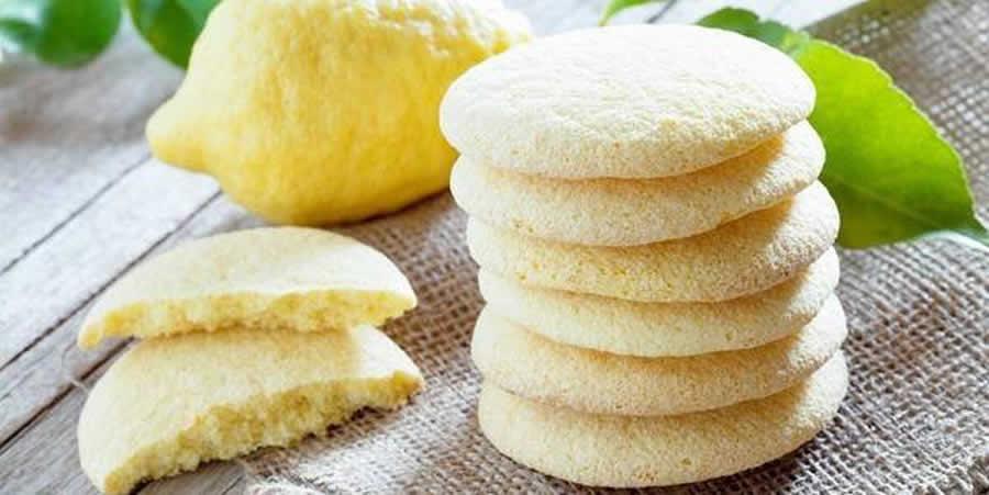 Biscuits tendres au citron au thermomix