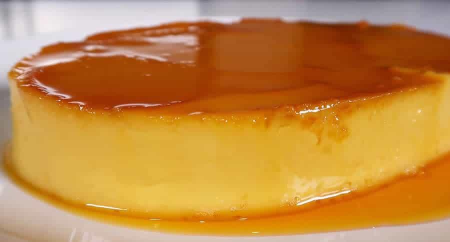 Crème renversée au thermomix