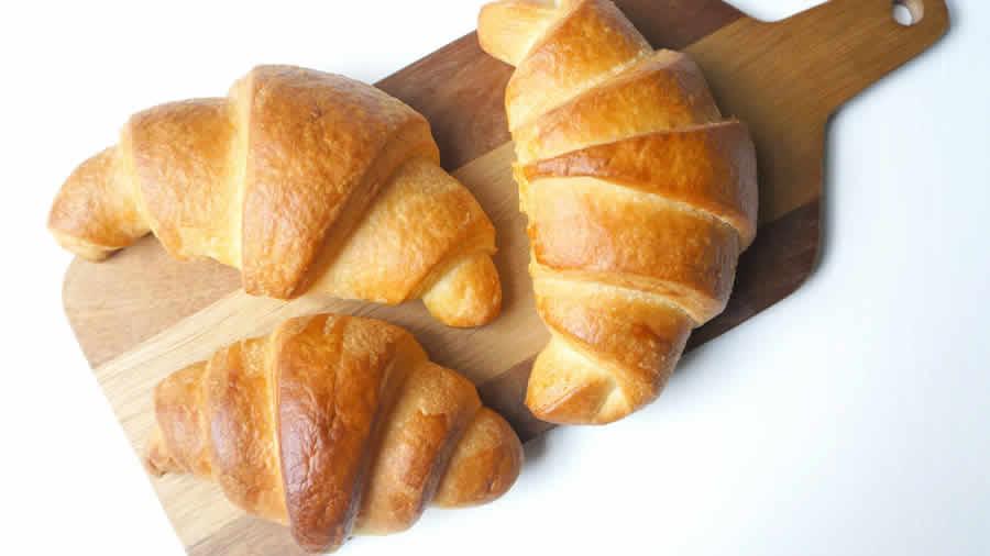 Croissants briochés au thermomix