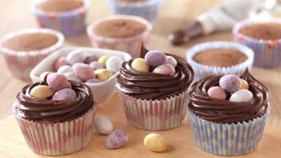 Cupcakes de Pâques au thermomix