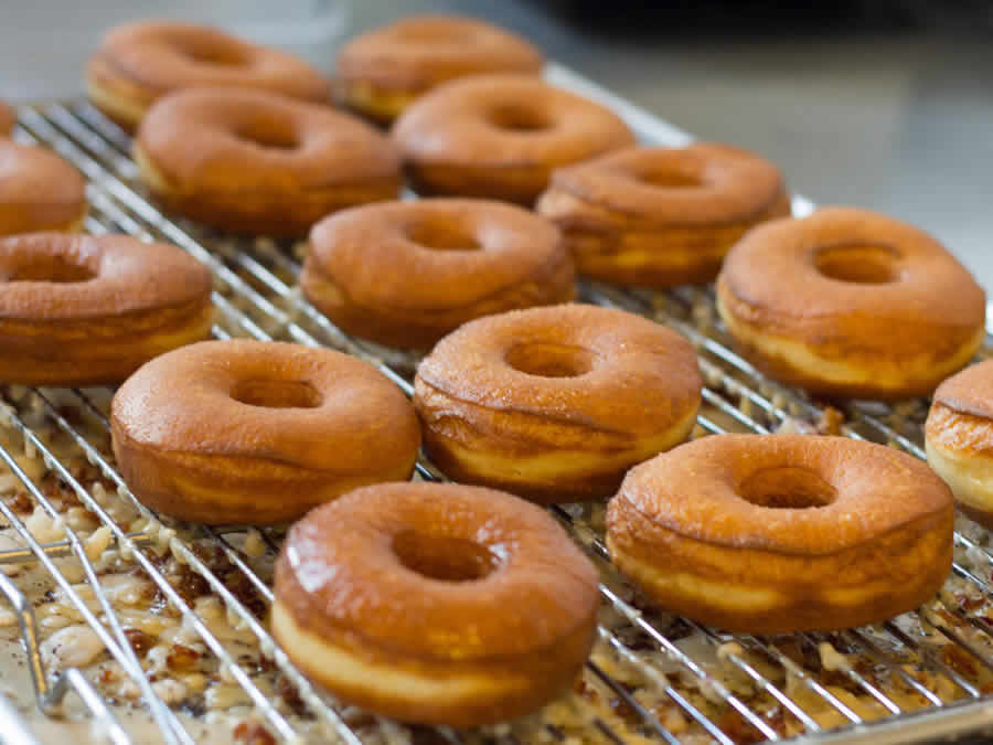 Donuts américain ou beignet américain au thermomix