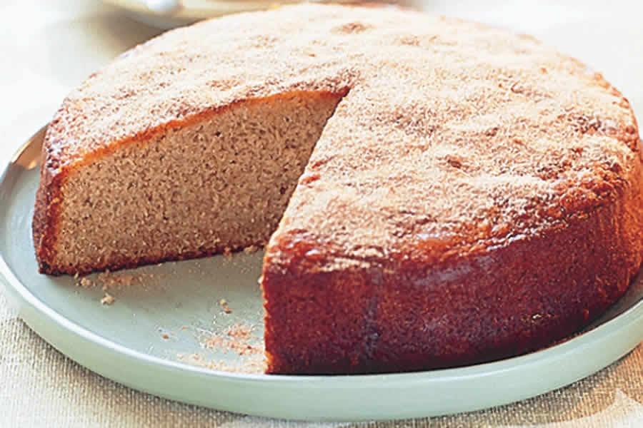 Gâteau à la cannelle au thermomix