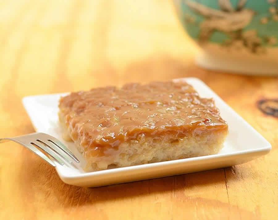 Gâteau de riz au lait au thermomix