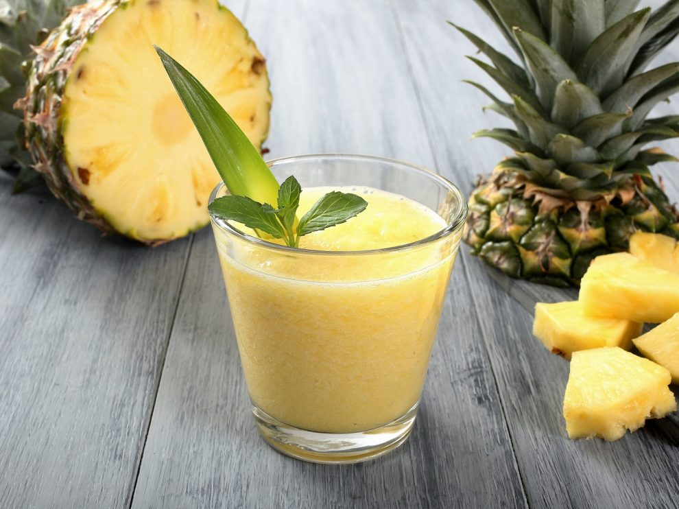 Lassi ananas au thermomix