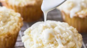 Muffin moelleux au citron au thermomix