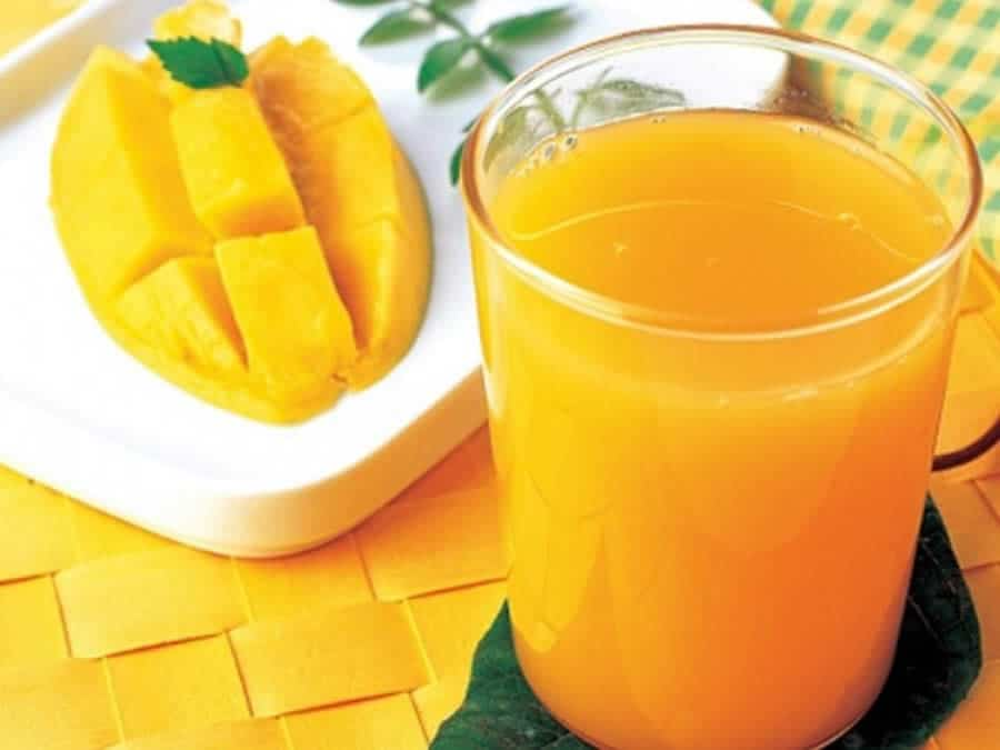 Nectar de papaye mangue et orange au thermomix