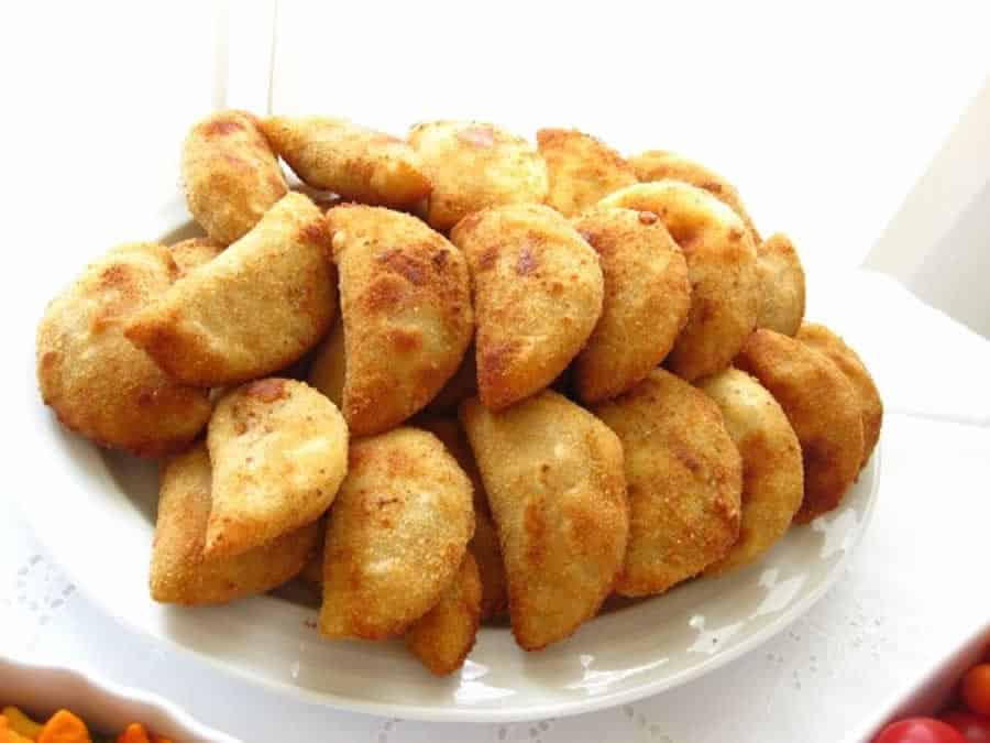 Rissois ou beignet portugais au thermomix