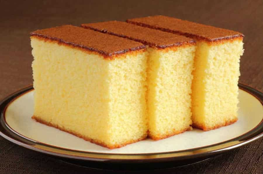 Sponge Cake au vanille au thermomix