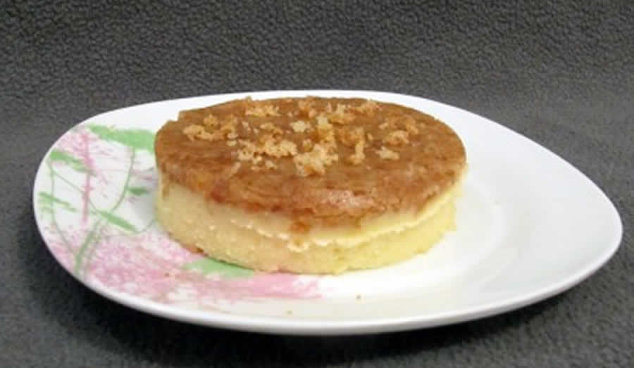Cheesecake renversé au thermomix