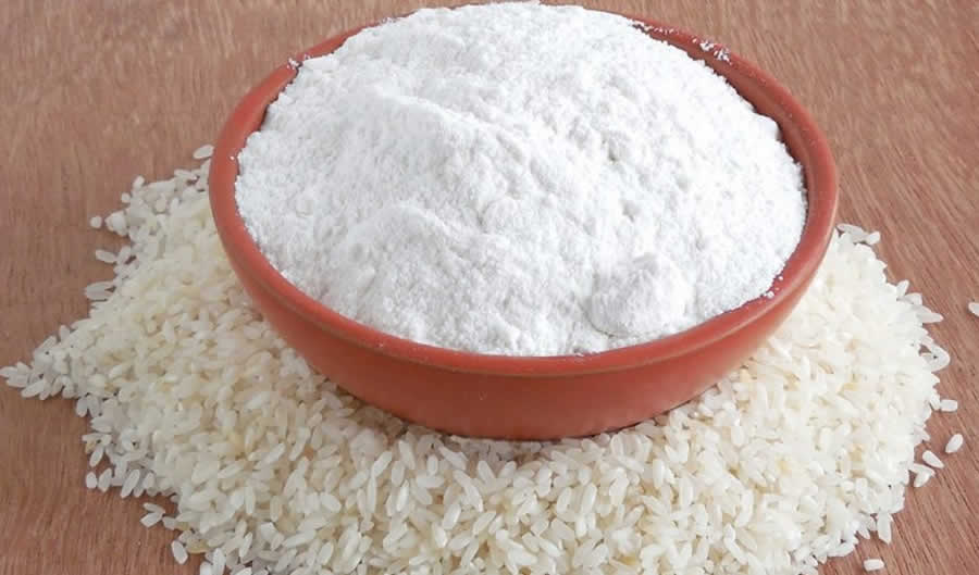 Farine de riz fait maison au thermomix