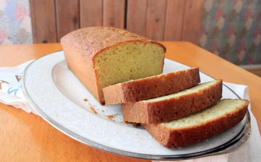 Gâteau à la vanille au thermomix