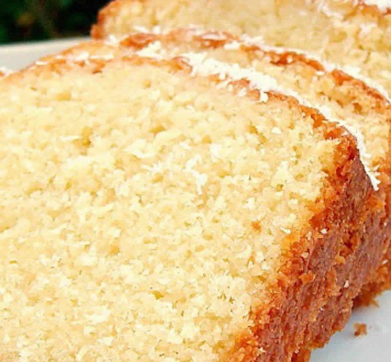 Gâteau noix de coco au thermomix