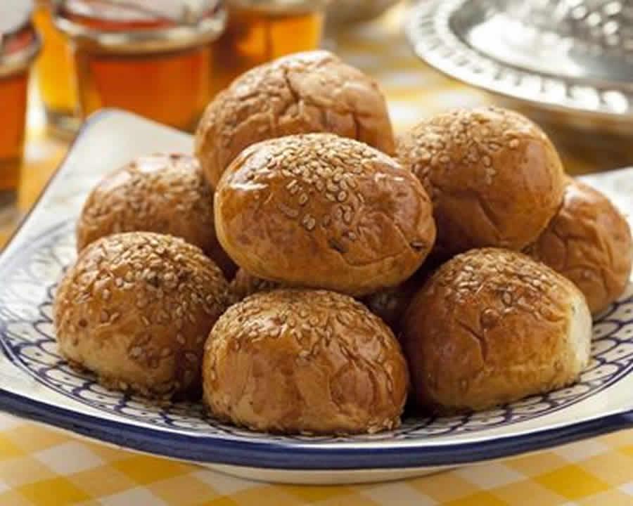 Petits pains sucré au thermomix