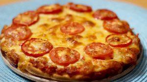 Quiche au thon et tomates au thermomix