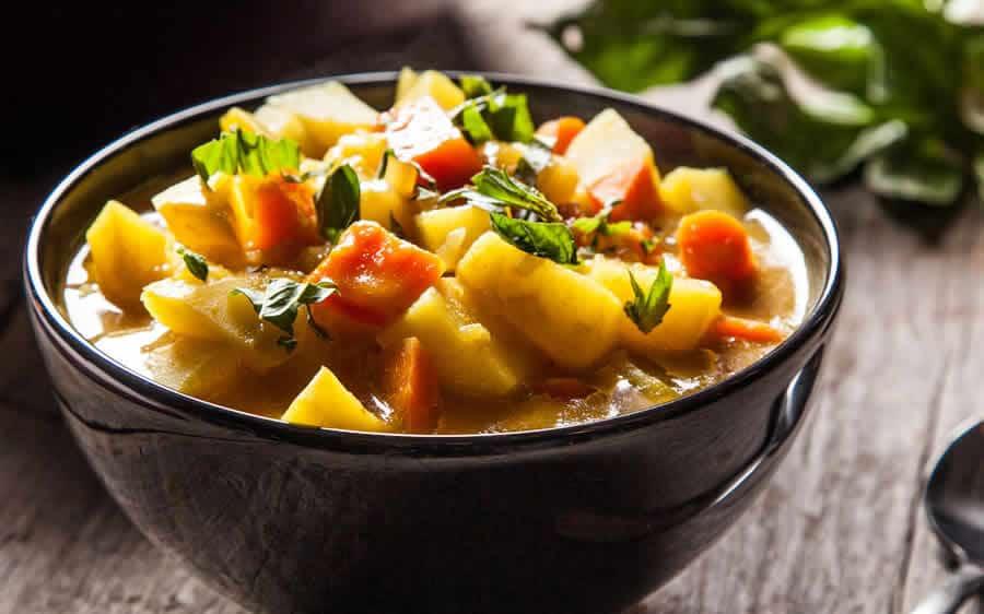 Ragoût pommes de terre carottes au thermomix