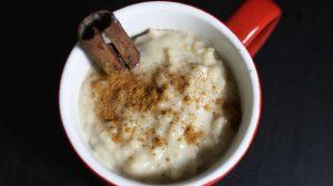 Riz au lait de coco au thermomix