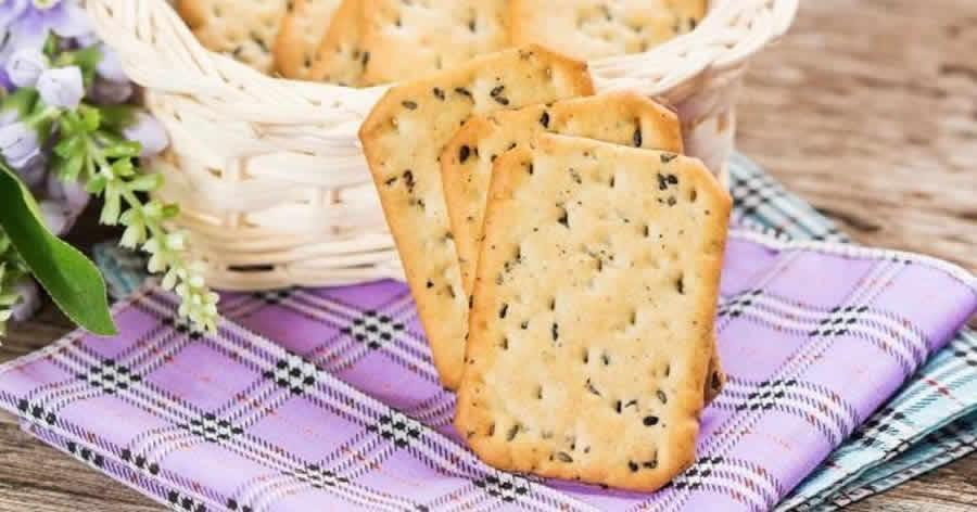 Biscuits Petits-beurre aux graines et parmesan au thermomix
