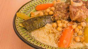 Couscous aux légumes au thermomix
