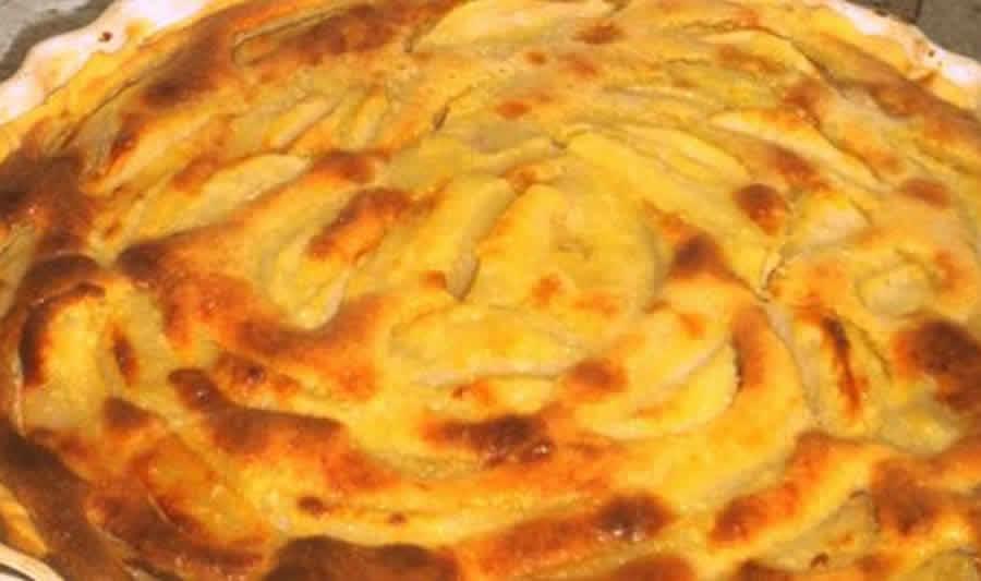Gâteau aux pommes amandine au thermomix