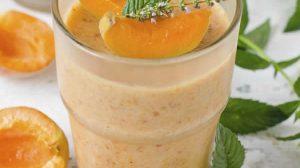 Mousse aux abricots au thermomix