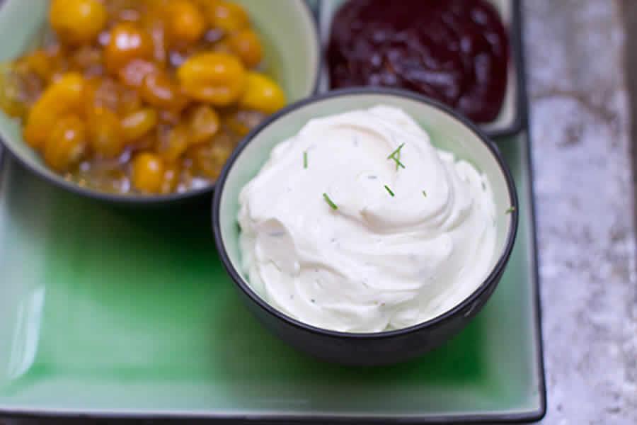 Mousse de fromage blanc light au thermomix