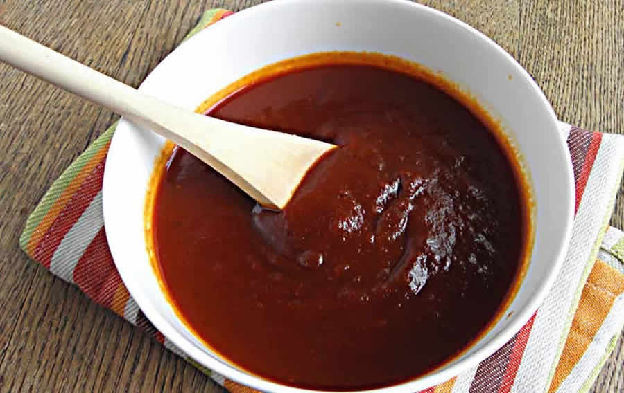 Sauce barbecue au thermomix