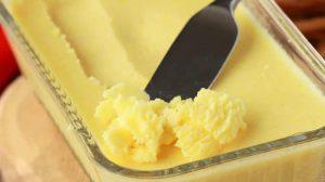Margarine fait maison au thermomix