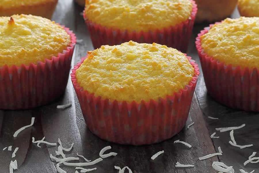 Muffin citron-coco au thermomix