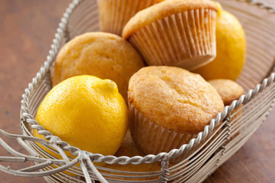 Muffins citron miel au thermomix