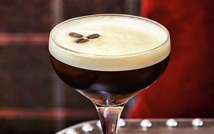cocktail Espresso Martini au thermomix