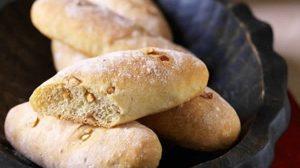 Baguette aux amandes au thermomix