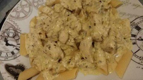Filet de poulet au boursin au cookeo