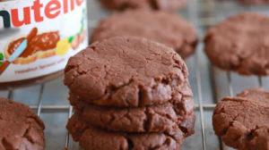Cookies au Nutella au thermomix
