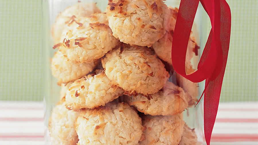 Cookies noix de coco au thermomix
