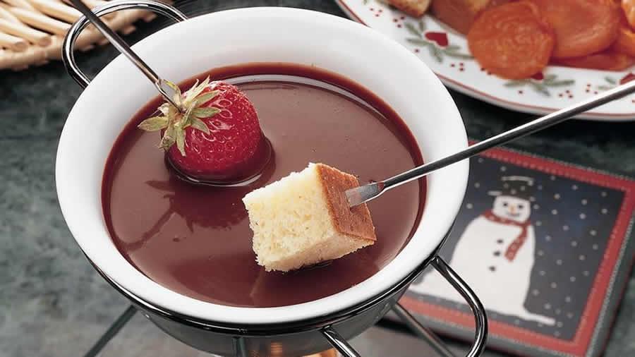 Fondue au chocolat au thermomix