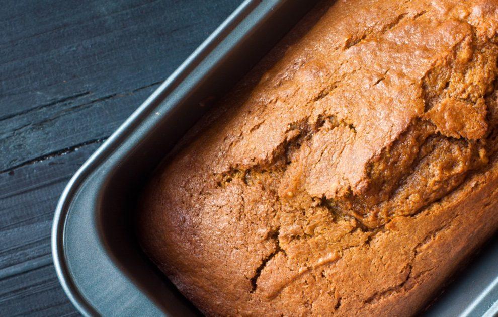 Gâteau moelleux à la butternut et noix