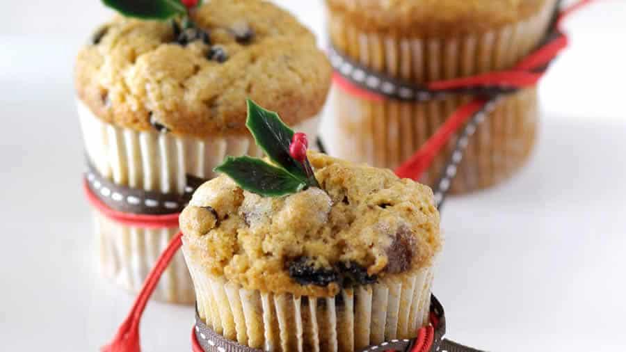 Muffins de Noël au thermomix