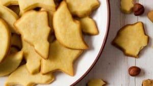Petits Milanais ou biscuits de noël Suisse au thermomix