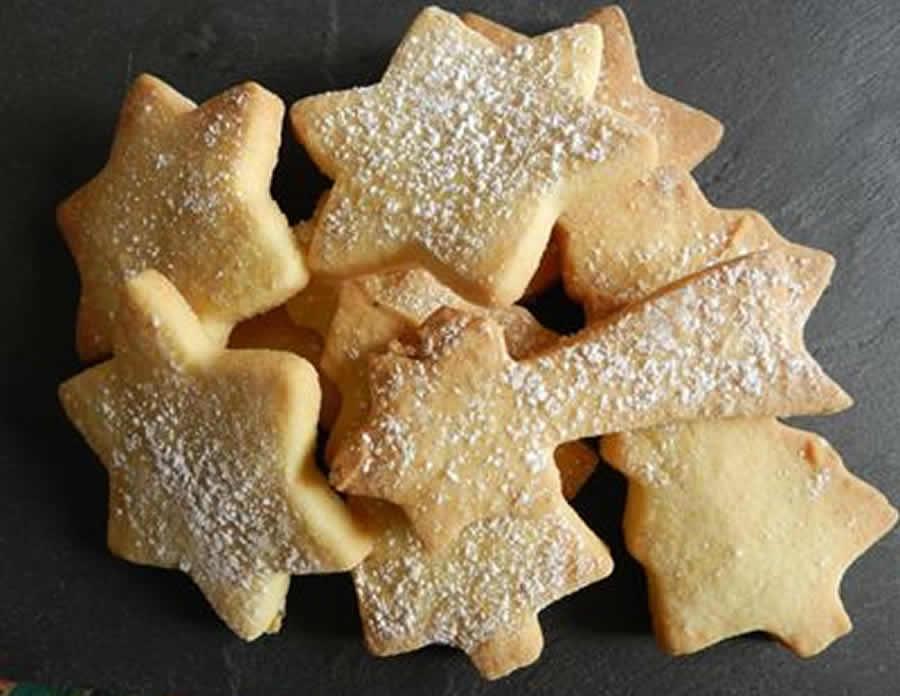 Petits biscuits de Noël au thermomix