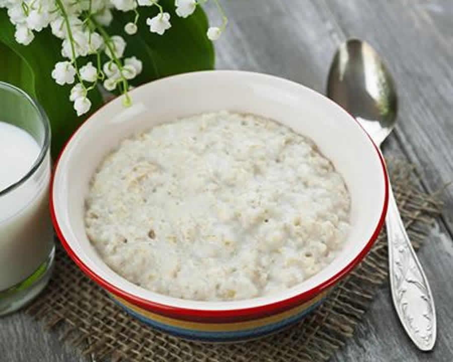 Porridge à l'avoine au thermomix