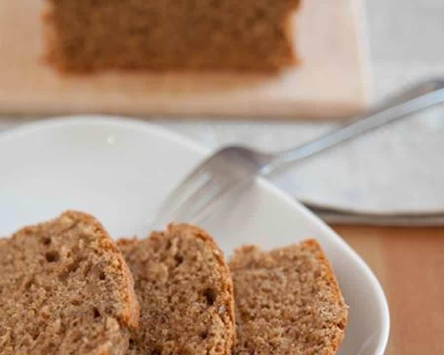 Cake aux carambars facile au thermomix
