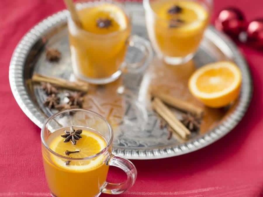 Cidre chaud de Noël aux épices au thermomix