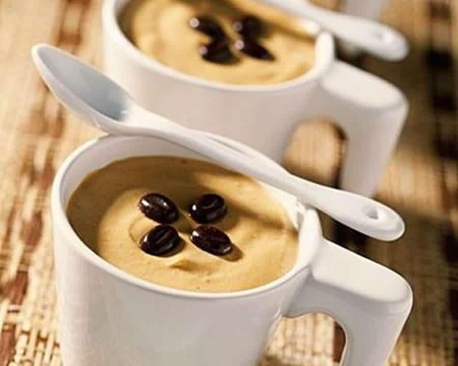 Crème Dessert au café façon Danette au thermomix
