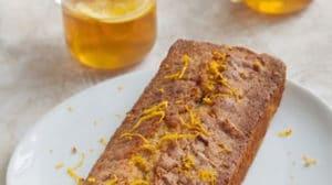 Gâteau Sévillan à l'orange au thermomix