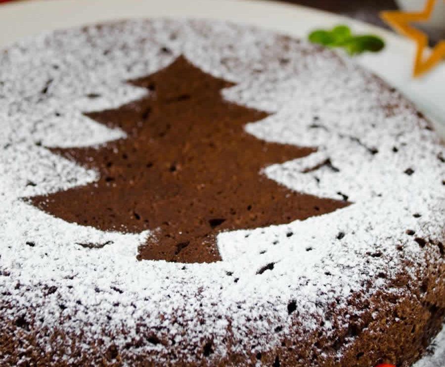 Gâteau aux épices de Noël au thermomix
