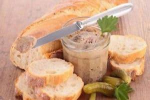 Le Délice de foie au Riesling d'Alsace au thermomix