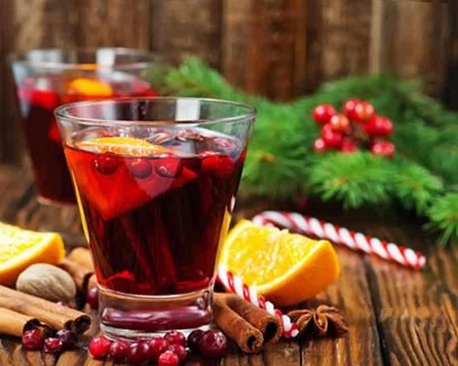 Vin chaud alsacien de Noël au thermomix